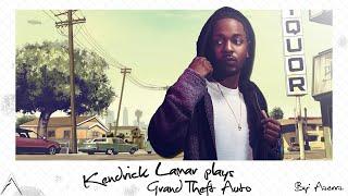 Kendrick Lamar Plays GTA Online! (Original)
