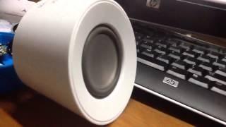Logitech Z50 Bass I Love You 2nd Video