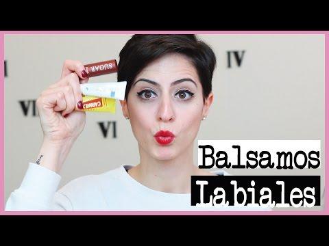TOP 5 BALSAMOS LABIALES - Zadeth laura