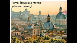 Dünya Üzerinde En Çok Ziyaret Edilen 20 Ülke