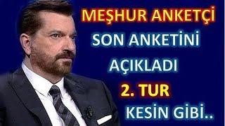 Sonar bombayı patlattı! Ankara karışacak! 24 Haziran seçimi son anketi. Erdoğan mı Muharrem İnce mi?
