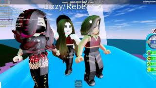 Roblox outfit challenge! - featuring my besties!-