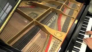 Yamaha G5 Piano Demo - Jim Laabs Music 800-657-5125