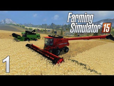 Farming Simulator 15 - Jak Cię zaoram to już nikt nie zasieje