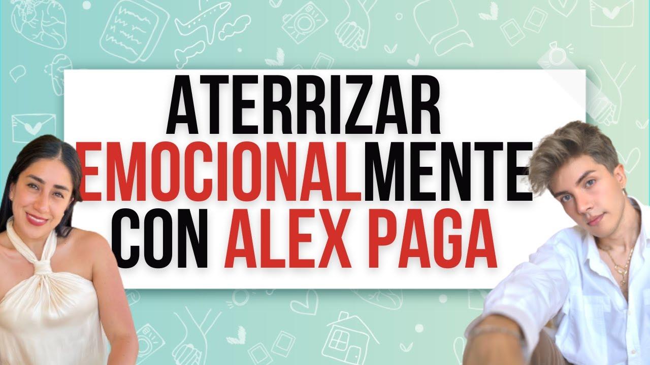 🌍MIGRAMOS UN DÍA, pero EMOCIONALMENTE LLEGAMOS OTRO💙 con @Alex Paga : VIVIR EN EL EXTRANJERO
