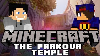 ‍♂️ To Się Wrąbaliśmy Pro-Gracze ‍♂️ Minecraft Parkour: The Temple [1/x] w/ GamerSpace