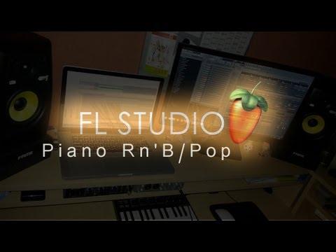 Piano Rn'B/Pop Instrumental Beat
