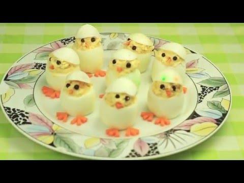 Яйчени пиленца