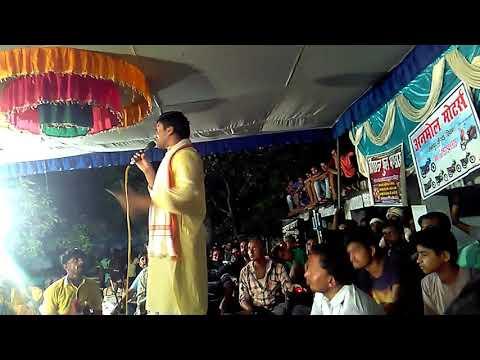 Budha Byas and Arvind Singh Abhiyanta ka super hit mukabla program