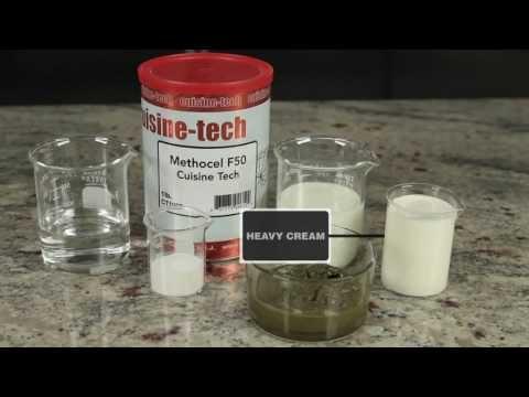 Methocel F50 by Cuisine Tech