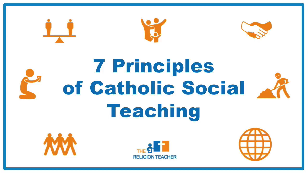catholic social teachings in life Catholic social teaching is a central and essential element of our faith its roots are in the hebrew prophets who announced god's special love for the poor and called god's people to a covenant of love and justice.