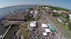 Shrimp Festival in Fernandina Beach Florida