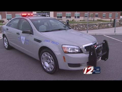State Police Unveil New Cruisers