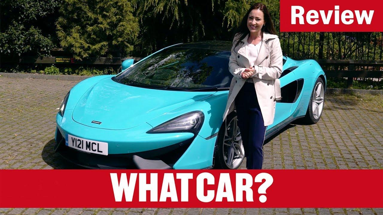 2018 McLaren 540C Review | More fun than an Audi R8? | What Car?
