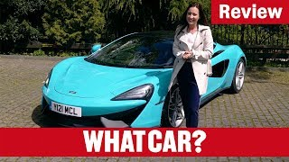 2018 McLaren 540C Review | More fun than an Audi R8? | What Car?