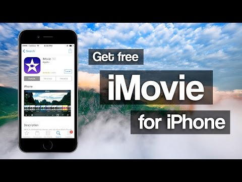 Get iMovie Free on iPhone,iPad & iPod- iOS 9/10 3 3!! (NO JAILBREAK
