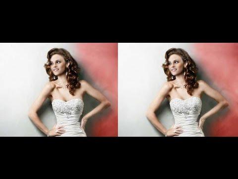 Reduce Cleavage Photoshop Tutorial | Glazefolio Design Blog