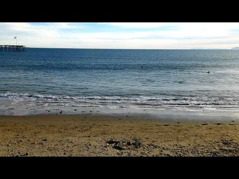 Ventura Beach Surf ... December 27, 2013 HD