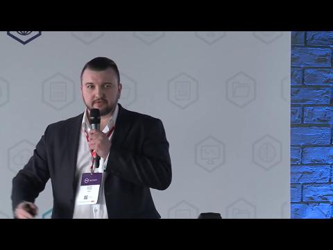 Up sale и Cross sale - Денис Реймер с мастер-классом на конференции ABBYY Digital Banks