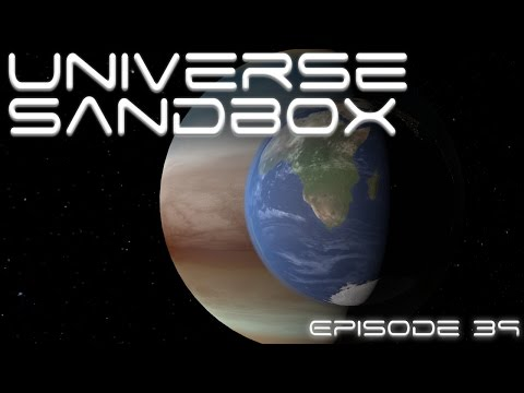 Universe Sandbox 2 Gameplay: Planet 9 From Outer Space