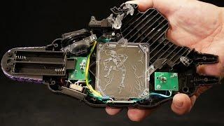 分解 仮面ライダーエグゼイド dxガシャコンバグヴァイザー kamen rider ex aid dx gashacon bugvisor disassembly