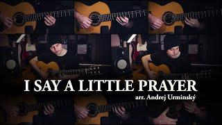 Andrej Urminský   I SAY A LITTLE PRAYER   guitars & ukulele