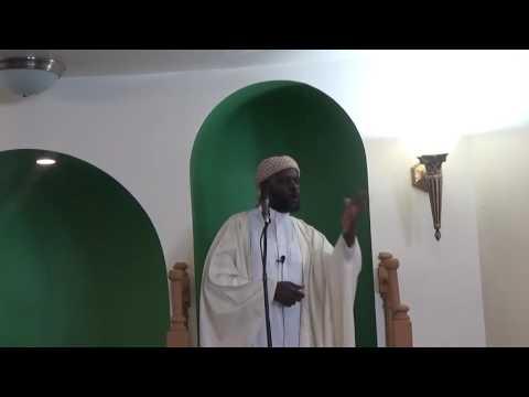 Allahs Mercy surpasses His Anger, Masjid Ikhlas 9/16/16