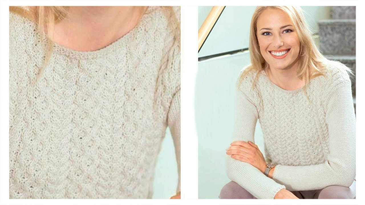 свитер белый фото