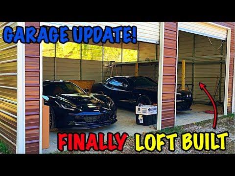 Build Your Own Garage >> GOONZQUAD GARAGE UPDATE! - YouTube