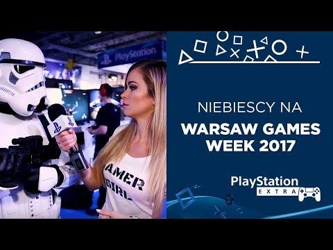 NIEBIESCY na Warsaw Games Week 2017   Relacja z targów