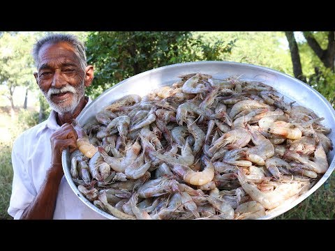 Prawns Biryani Recipe   Quick and Easy Shrimp Biryani By Our Grandpa