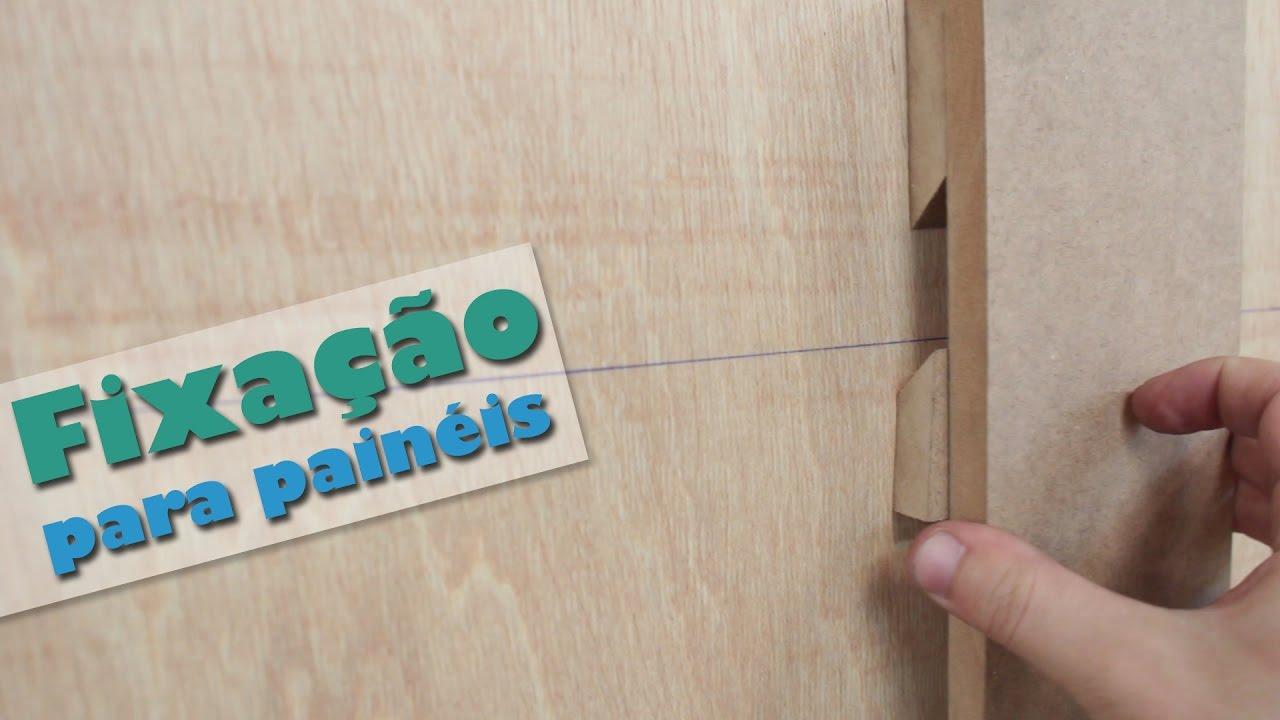 Como fazer um painel de parede parte 01 papode5 ep 13 youtube - Papel para paredes baratos ...