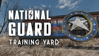 The Full Story of the National Guard Training Yard - Fallout 4 Lore