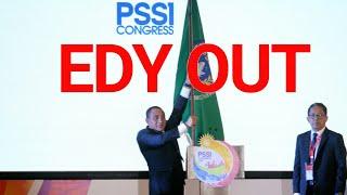 Edy Rahmayadi mundur dari Ketua PSSI di kongres PSSI di Bali