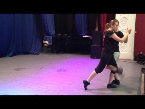 Парное танго. 9 мая. Часть 1