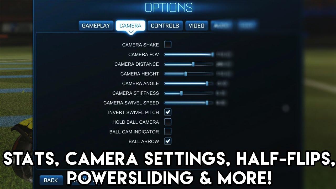 Squishy Muffinz Camera Settings Rocket League : My Stats, Camera Settings & Button Bindings EXPLAINED! Rocket League - YouTube