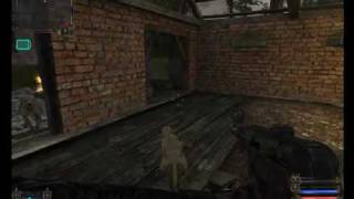 S.T.A.L.K.E.R Shadow of chornobl mod ogsm- arsenal part 2