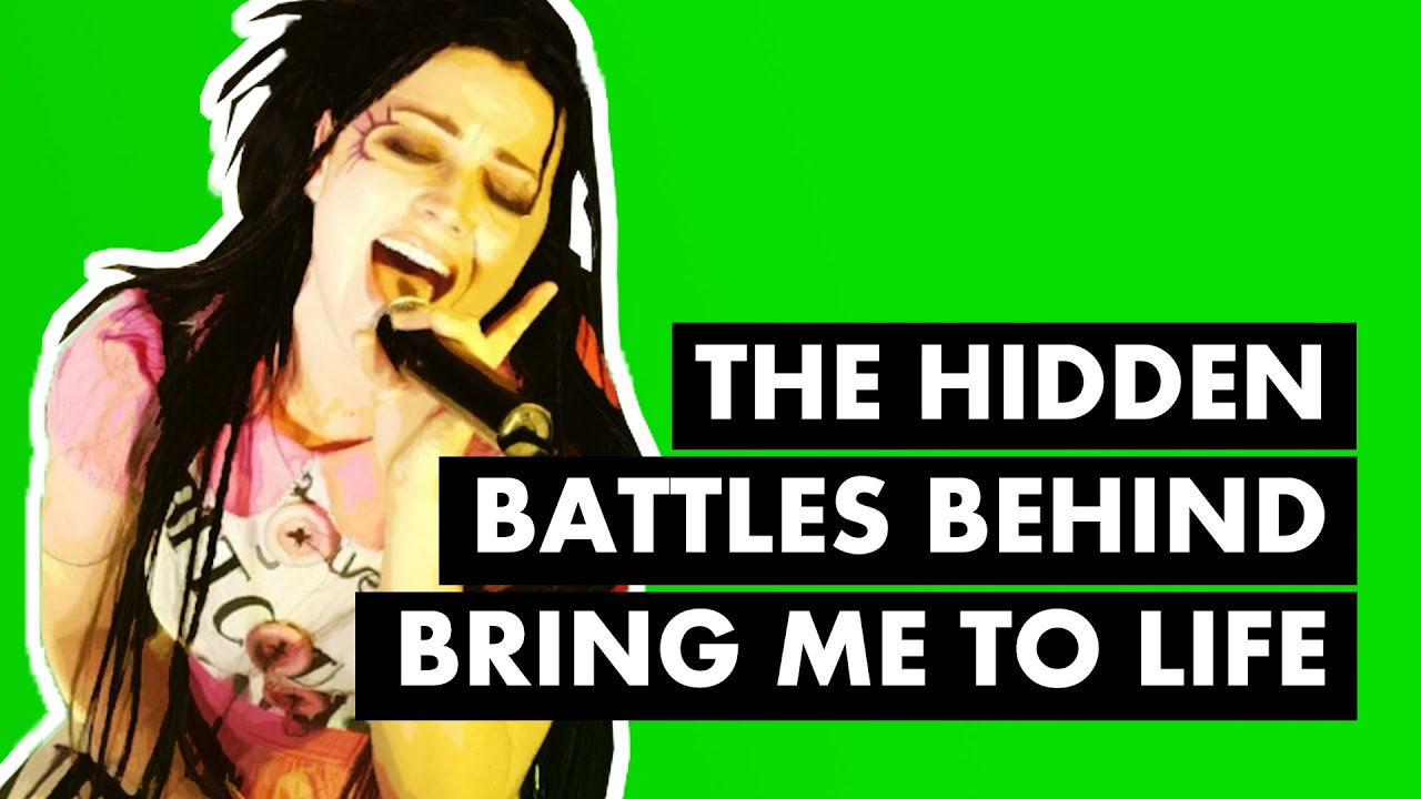 """The Hidden Battles Behind Evanescence & """"Bring Me to Life"""""""