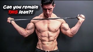 Athlean-X: Why You Shouldn't Try To Remain As Lean As Jeff Cavaliere