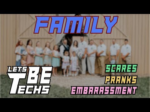 Pranks, Tricks, and Scares - The Technician's Family