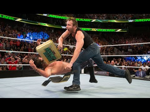 Dean Ambrose turns the briefcase into a championship-winning weapon: WWE Money in the Bank 2016