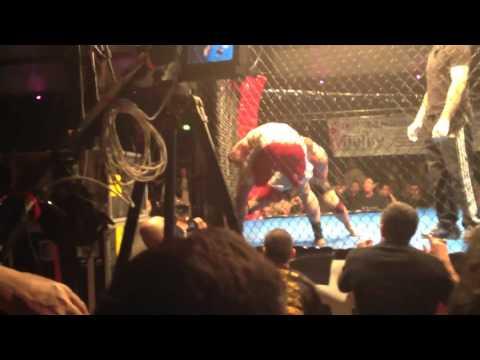 NATHAN LELLI vs JASON RUSSELL (MMA)