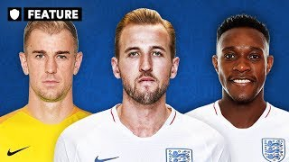 ENGLAND WORLD CUP SQUAD DEBATE | WHO MAKES ONTO THE PLANE FOR RUSSIA 2018?