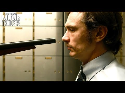 "The Vault Trailer | ""We're In"" New Clip for James Franco Thriller"