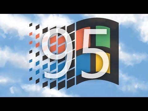 Windows 95 Install Tutorial