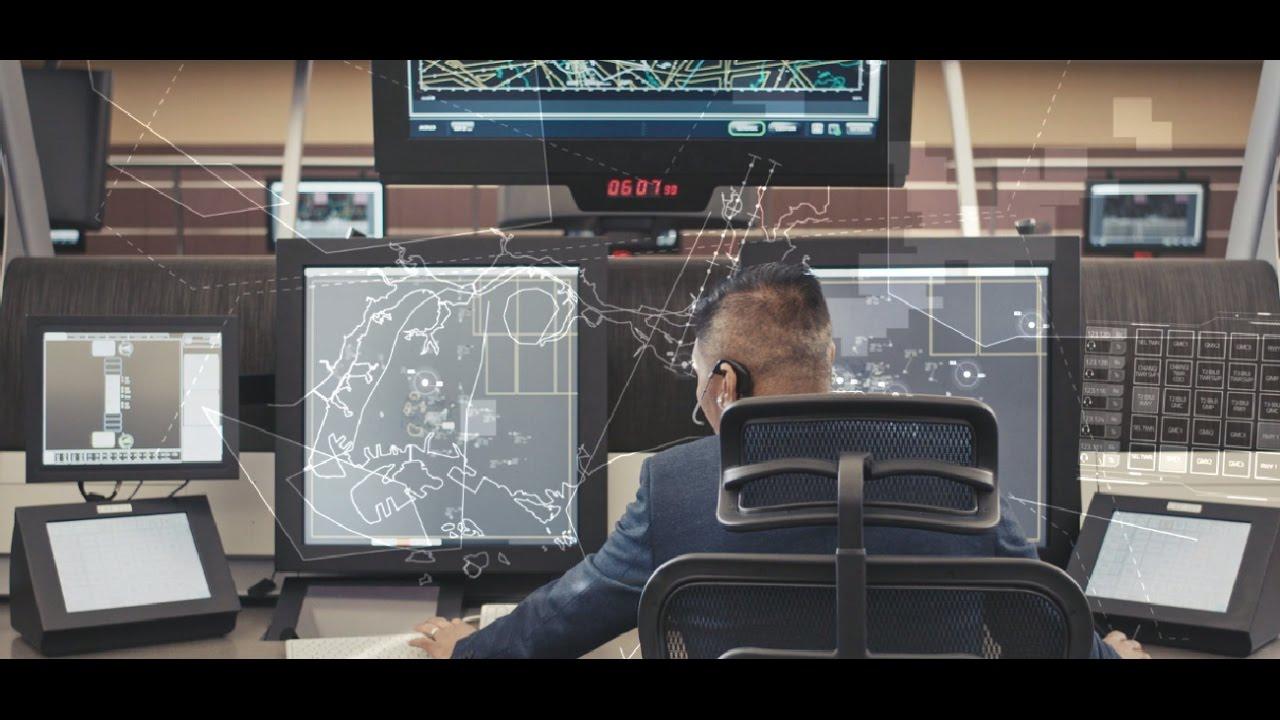 CAAS Air Traffic Controller
