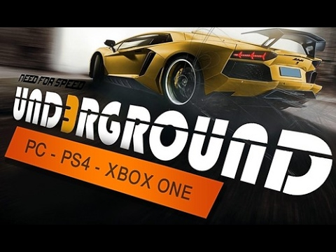 Need For Speed Underground 3 Official Gameplay Trailer 2017 PC PS4 VR Xbox One