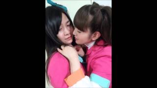 佐藤亜美菜と岩田華怜の可愛い関係 AKB48のオールナイトニッポン第90回...