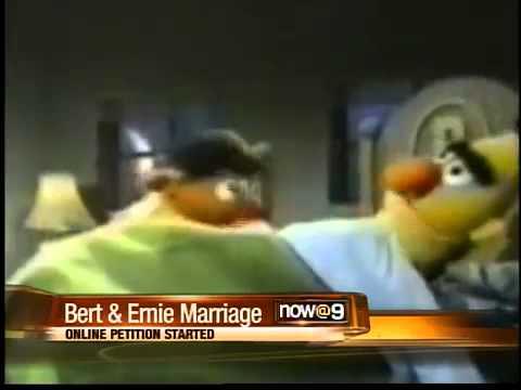 Bert and ernie gay sex