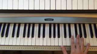 How To Play Moves Like Jagger on Piano